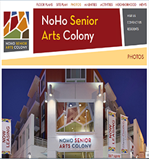 Senior Arts Colony